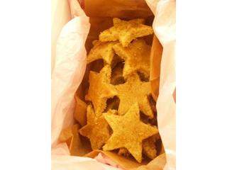 おからと白胡麻のクッキー