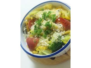 豆乳の野菜グラタン