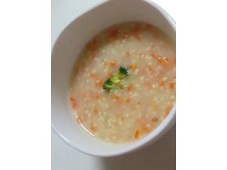 もちきびのスープ