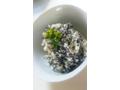 切干大根の豆腐マヨネーズ♪