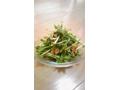 水菜といんげん胡桃の梅酢サラダ♪